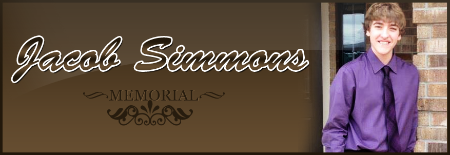 Jacob Simmons Memorial Logo
